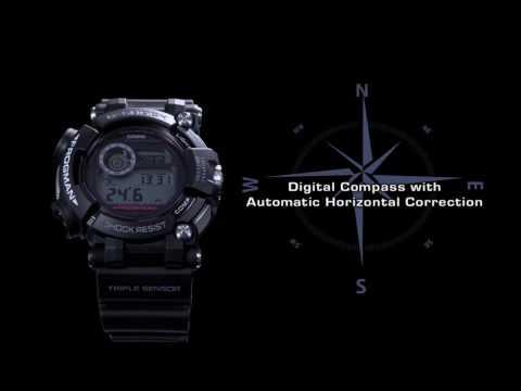 Casio G-Shock Frogman GWF D1000 - Basel 2016