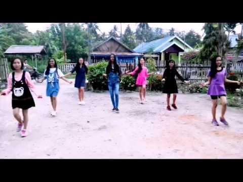 Dance Cherybelle - Pura pura cinta (Praktek)