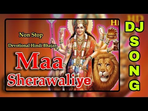Maa Sherawaliye Tera Sher Aa Gya || DJ JAGATRAJ || Navratri Special Song 2018.
