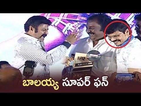 Balakrishna Making Superb Fun With VV...