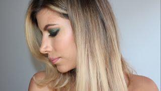MAQUILLAJE ESPECTACULAR DE NOCHE - Maquillate con Samanta