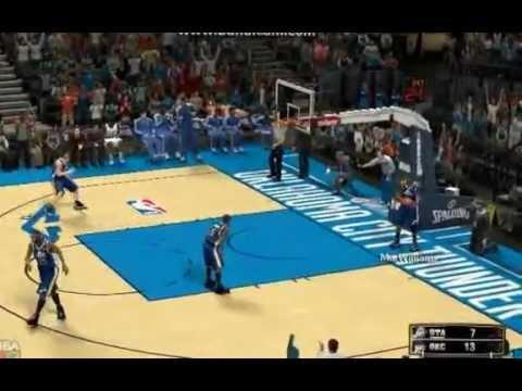 NBA 2K13 On Intel HD Graphics (Samsung Rv511) - YouTube  Nba 2k14 Graphics Comparison