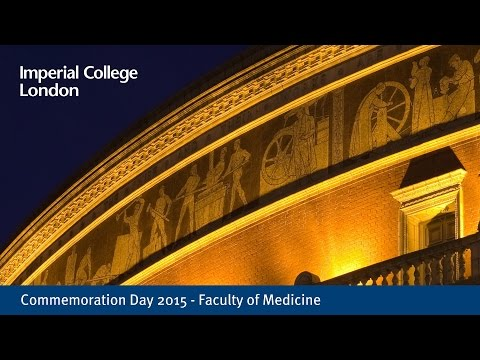 Commemoration Day 2015 - Faculty of Medicine