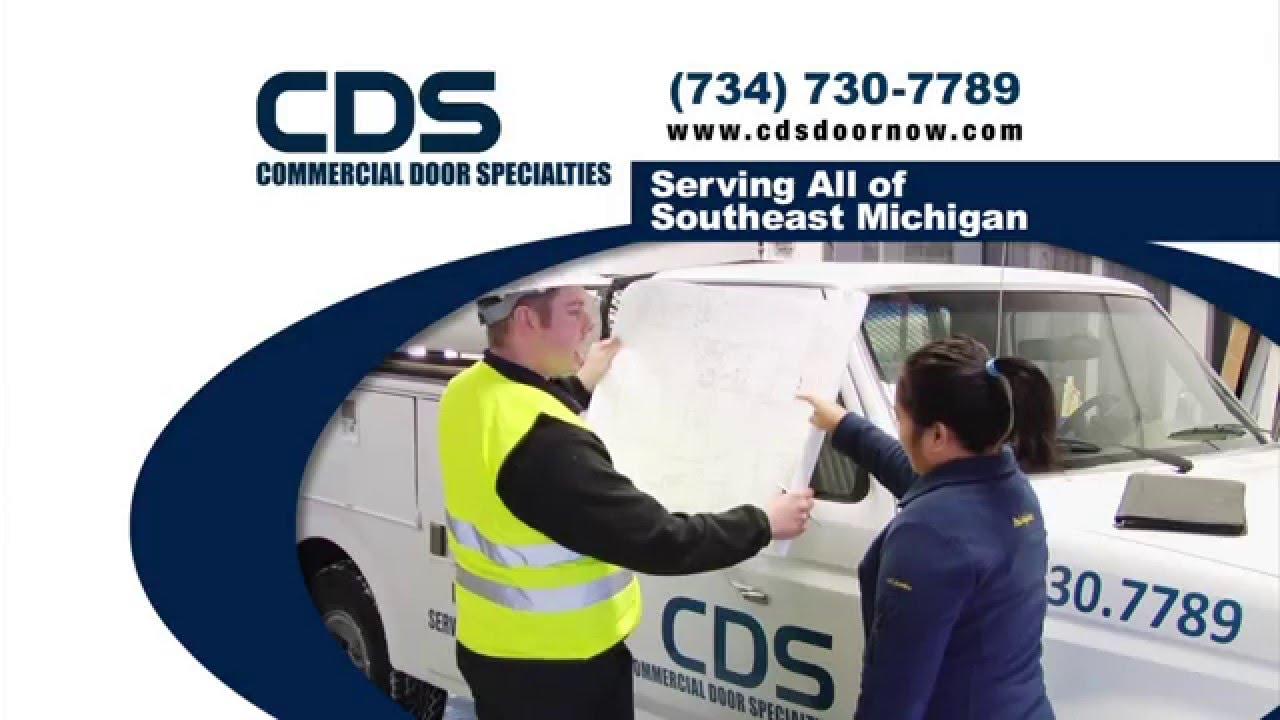 Commercial Door Specialties TV Ad