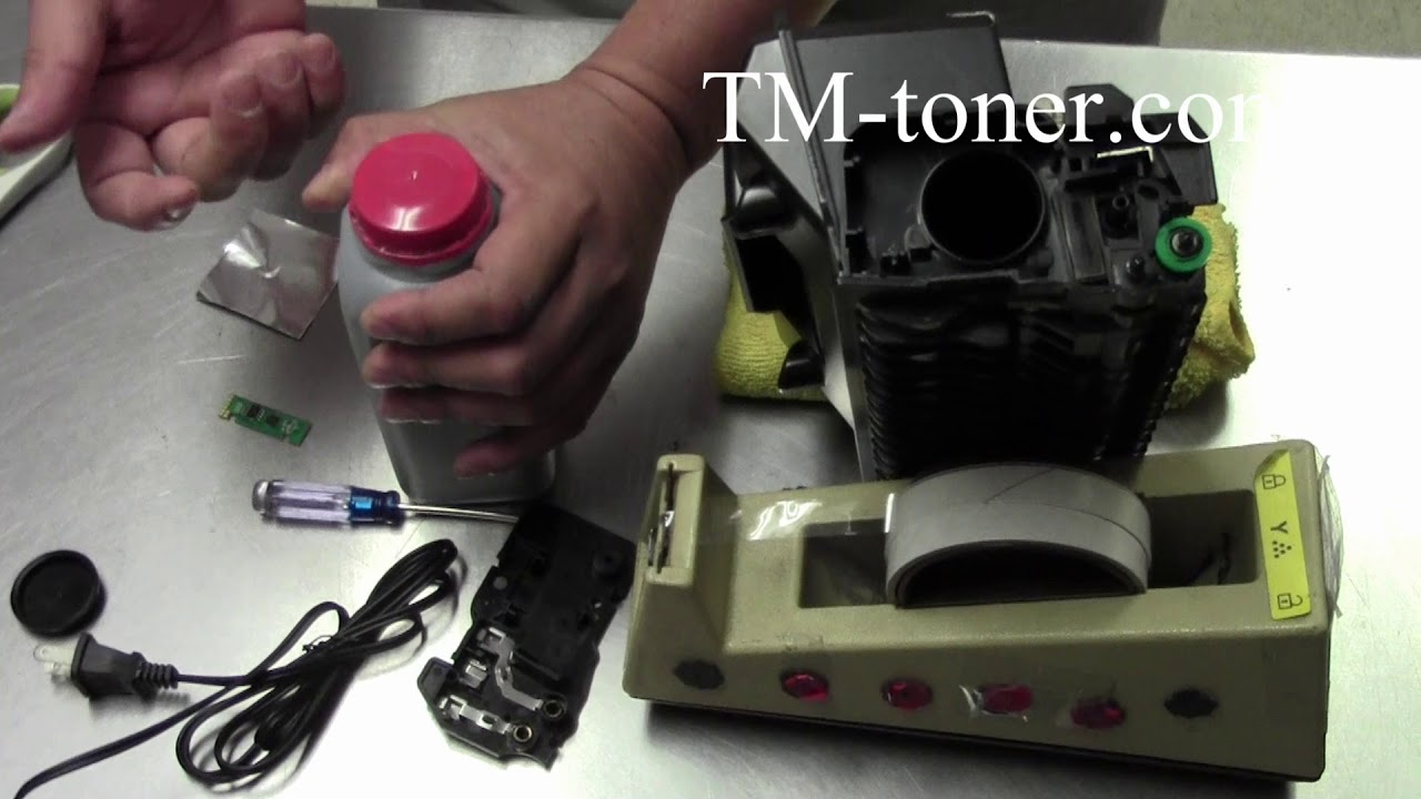 How to refill Xerox Xerox Phaser 3330, WorkCentre 3335, WorkCentre 3345  toner cartridge