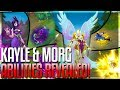 KAYLE MORGANA REWORK ALL ABILITIES REVEALED New Champion The Righteous The Fallen LoL mp3