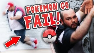 POKÉMON GO FAIL !!!