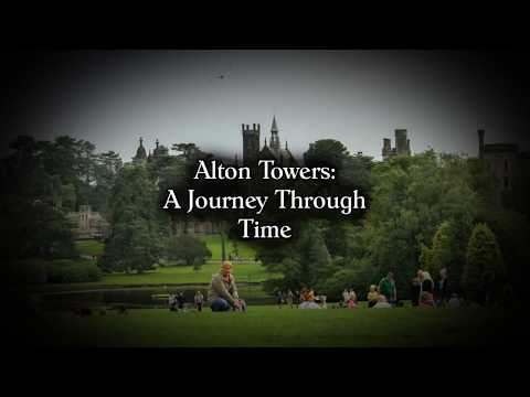 Alton Towers: A Journey Through Time!