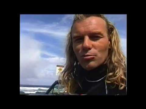 Globe Video Mag Kiteboarding Maui 1998 by Mat Pendle Full length