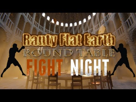 Sleeping Warrior Vs Toady ~ Fight Night Continues, Flat Earth Debate thumbnail