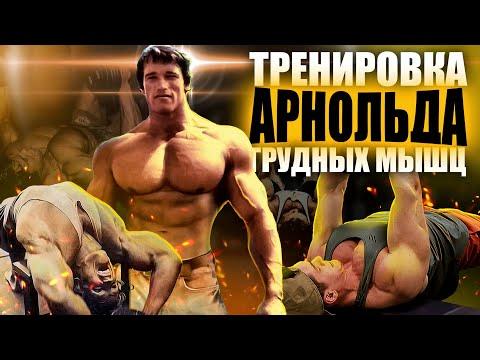 Мощная Тренировка Груди Арнольда Шварценеггера (Пробую Выполнить)