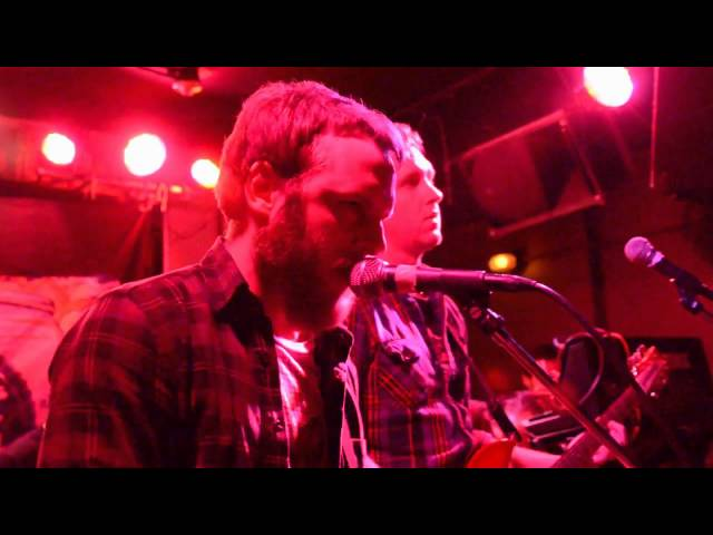 Whatever Brains - Live @ Slims 3/27/2013