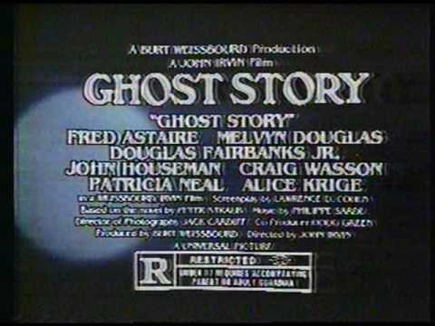 'Ghost Story' [01] - movie trailer-TV commercial (1981)