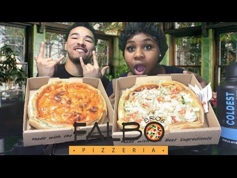 FALBO BROS DEEP DISH BEEF PEPPERONI PIZZA MUKBANG! BEST PIZZA IN HOUSTON!из YouTube · Длительность: 25 мин40 с