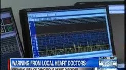 Heart Problem Growing in Jacksonville: A Warning from Local Heart Doctors