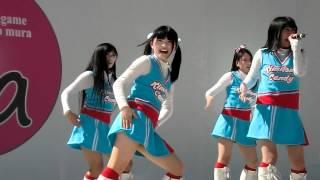 香川発アイドル きみともキャンディ 2012/05/04 丸亀市 丸亀城内資料館...
