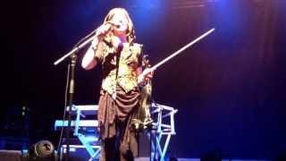Lindsey Stirling Konzert Wien 06.06.2013 - 23.Story of Transcendence
