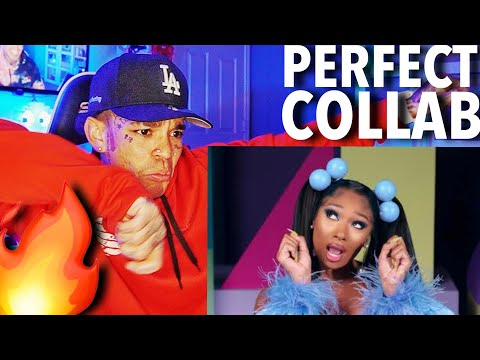 Megan Thee Stallion – Cry Baby (feat. DaBaby) [Official Music Video] [reaction]
