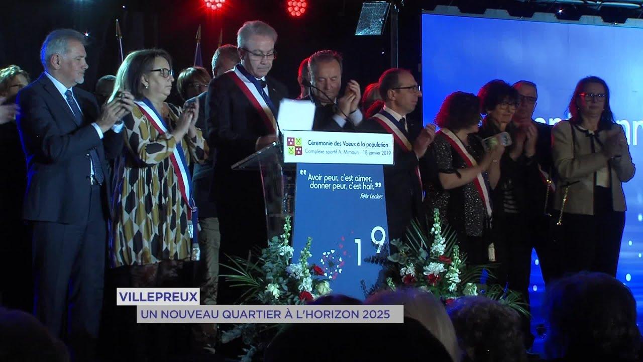 Yvelines | Villepreux :Un nouveau quartier à l'horizon 2025