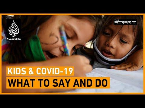 How do we talk to kids about coronavirus? | The Stream