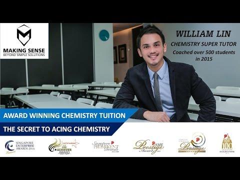 Making Sense - The Secret To Acing Chemistry