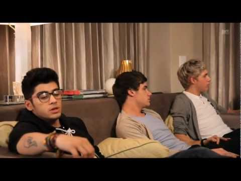 One Direction - MTV - What Makes You Beautiful !