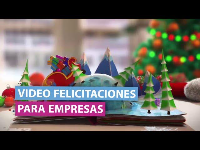 Felicitaciones para Empresas Navidad 2020 | CreativaWorks.com