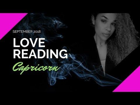 CAPRICORN SEPTEMBER 1st - 15th,  2018 LOVE READING:  💕🍍💕