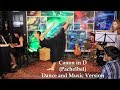 Dance and Music Pachelbel Canon - by N. Soyfer, B. Ornela, M. Cacciacaro