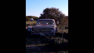 Blowing up a truck with 10lbs of Tannerite