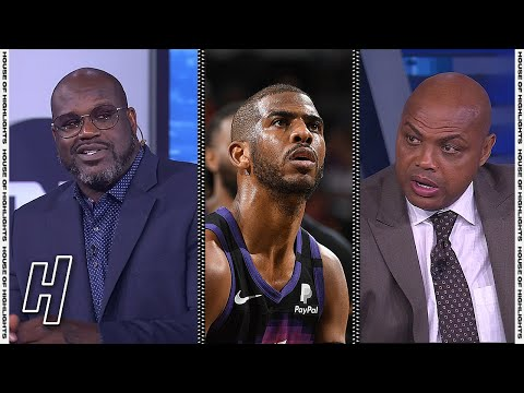 Inside the NBA Reacts to Nuggets vs Suns Game 1 Highlights | 2021 NBA Playoffs - House of Highlights thumbnail