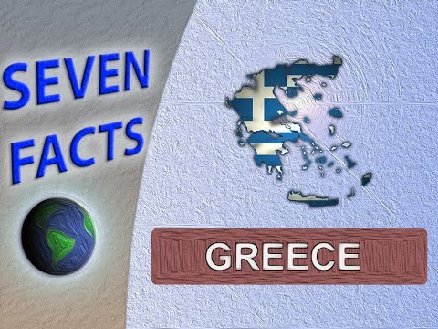 7 Facts about Greece