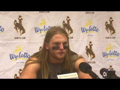 Andrew Wingard -- Oregon post game