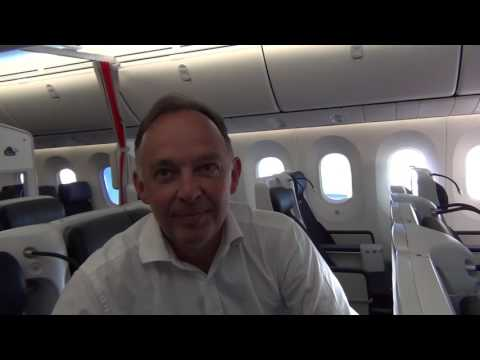 ITW with Nicolas Bertrand, Vice President of Air France Fleet Management