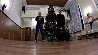 Видео приглашение в студию современных танцев