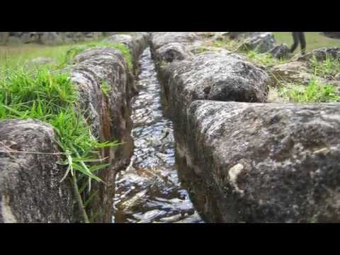 Machu Picchu Water Management System