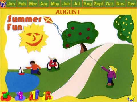 Jumpstart Kindergarten 1998 - YouTube