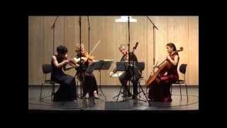 "Hegel Quartett Beethoven Quartet in E-flat Major Op.74 ""Harp"" (2/4) Adagio ma non troppo"