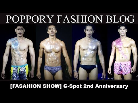 [Fashion Show] Swimwear and Underwear by Venom At G-Spot 2nd Anniversary