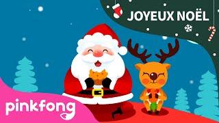 Joyeux Vieux Saint Nicolas | Chansons de Noël | Pinkfong, Bébé Requin ! Chansons pour Enfants