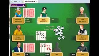Hoyle Casino 1999 - Omaha Hold Em (1/5)