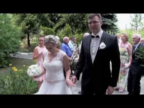 Karina i Jacek - teledysk ślubny