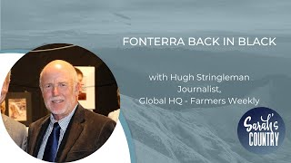 """Fonterra back in black"" with Hugh Stringleman"