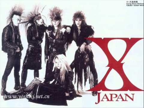 作詞・作曲 YOSHIKI 編曲X 1985年6月発売 Xのファースト・シングルXの一番始めに発売されたシングルです。 インディーズ 時代に自主制作でリリースされました。
