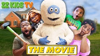Get Out! (Abominable Snowman The Movie!)  Parts 1, 2, 3