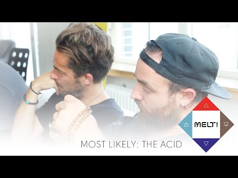 Melt! Most Likely: The Acid [Interview]