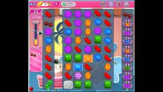 Candy Crush Saga Level 1539 No Boosters