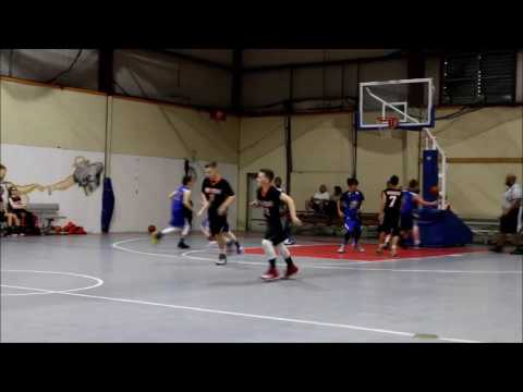 Liam 2017  Ohio Stars AAU Basketball