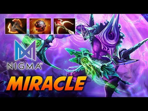 Miracle Faceless Void - TIME LORD - Dota 2 Pro Gameplay