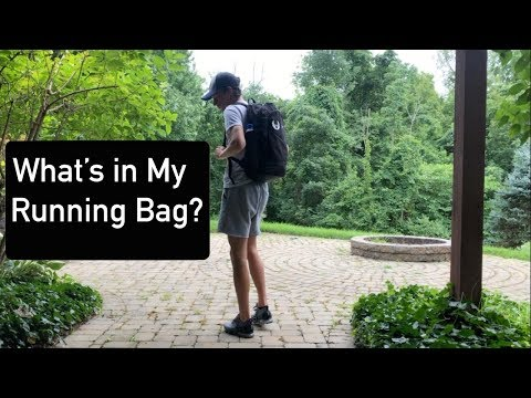 What's in My Running Bag?! thumbnail